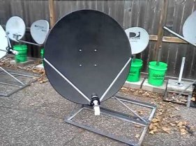 Channel Master dish