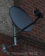 Multi-satellite set up