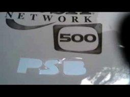 NEVERWET Test on a DirecTV HD