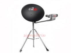 Portable Satellite Dish Kit