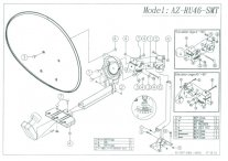 Satellite Dish Parts Diagram