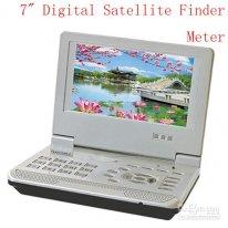 Satellite Dish Signal Meter