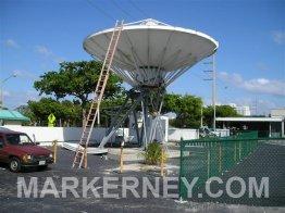 9 Meter Andrew Satellite Dish