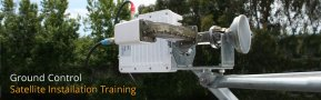 VSAT Satellite Installation