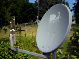 WD4AM Homebrew Wifi Dish Free