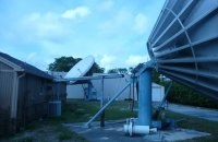 C band satellite dish for Sale