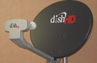 Dish Network Satellite antenna
