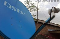 How to position satellite dish?