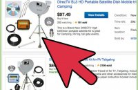 How to Setup dish Network satellite?