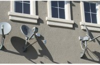 Satellite dish installation training